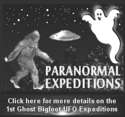 Gatlinburg Area Ghost Bigfoot and UFO Expeditions