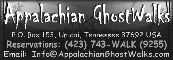Gatlinburg GhostWalks Email and Contact Information